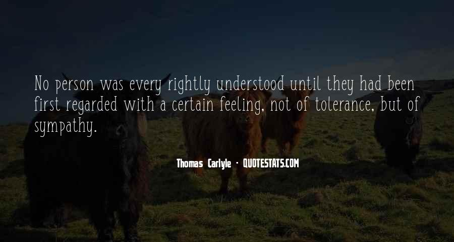 Quotes About Not Understanding Feelings #1082375