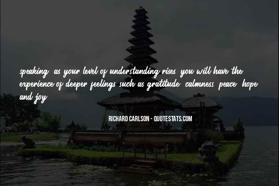 Quotes About Not Understanding Feelings #1783129