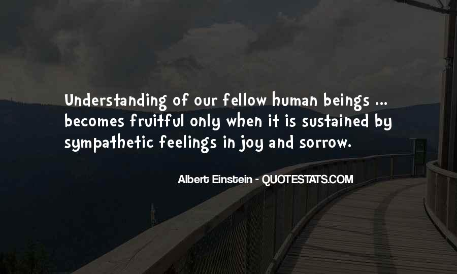 Quotes About Not Understanding Feelings #523339