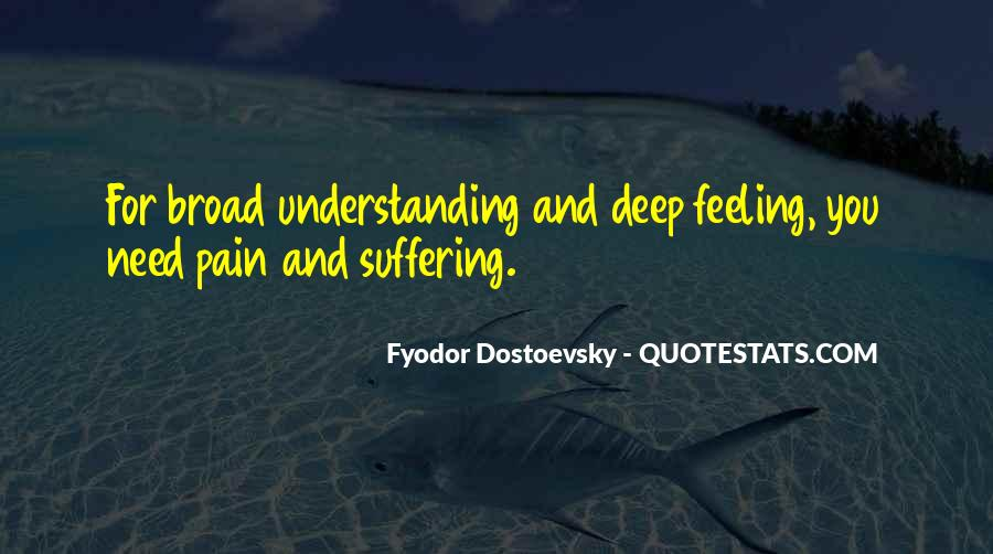 Quotes About Not Understanding Feelings #827896