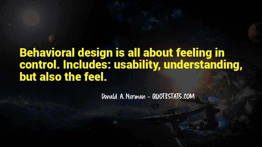 Quotes About Not Understanding Feelings #935072