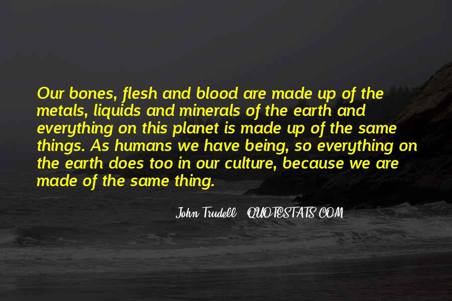 Quotes About Humans Being The Same #869417