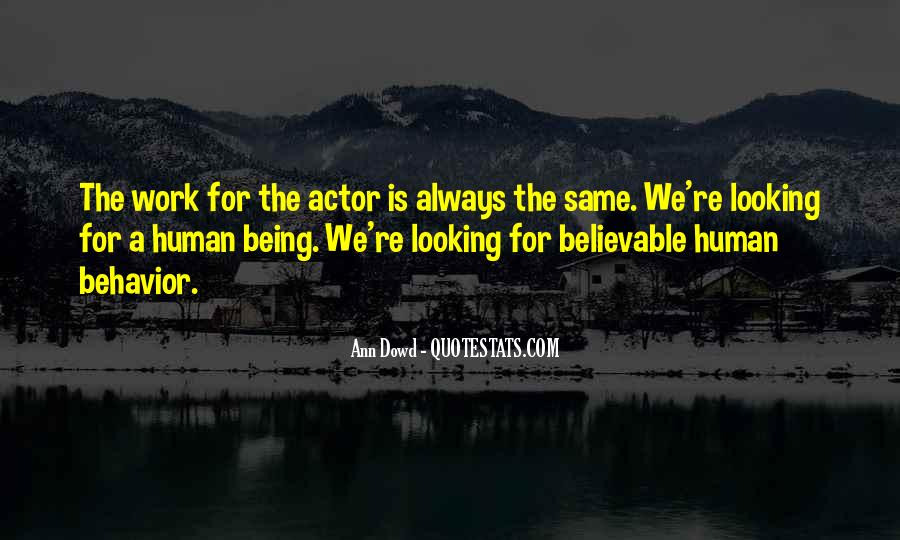 Quotes About Humans Being The Same #886887