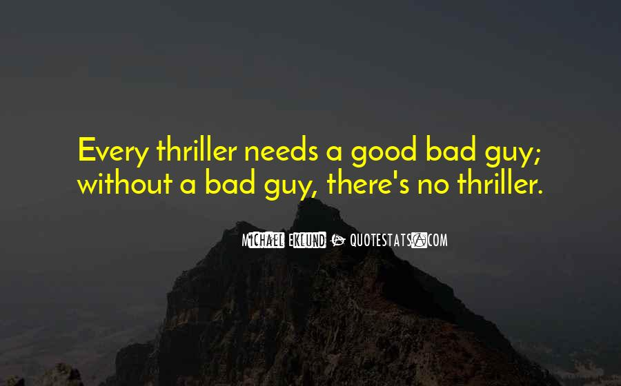 Quotes About Bad Reactions #1089577