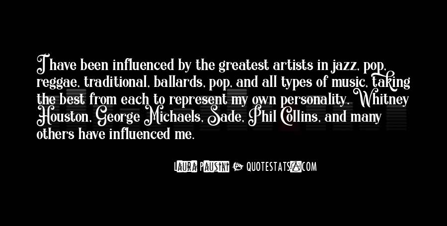 Quotes About George's Personality #1035587