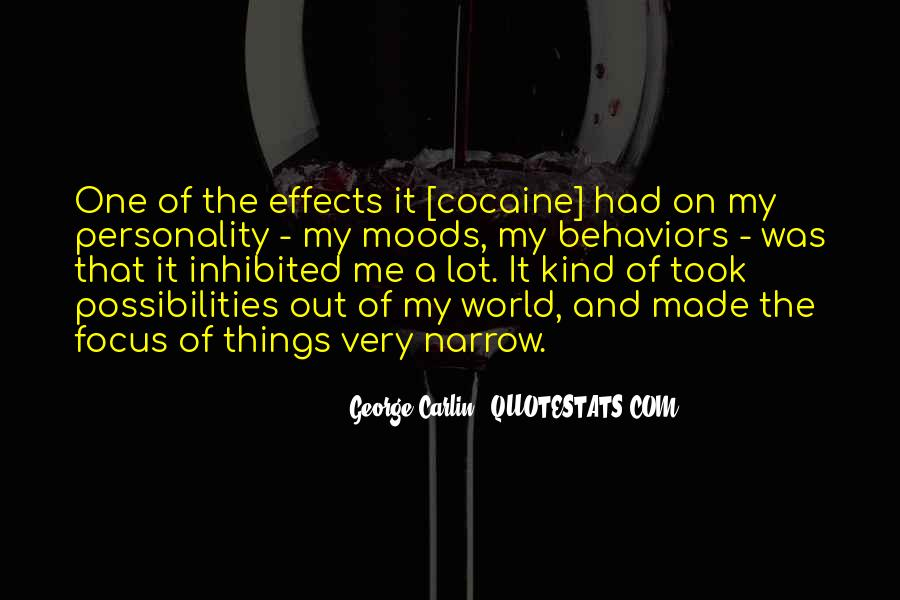 Quotes About George's Personality #920930