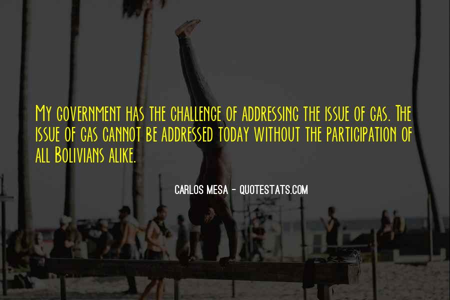 Quotes About Participation In Government #108365