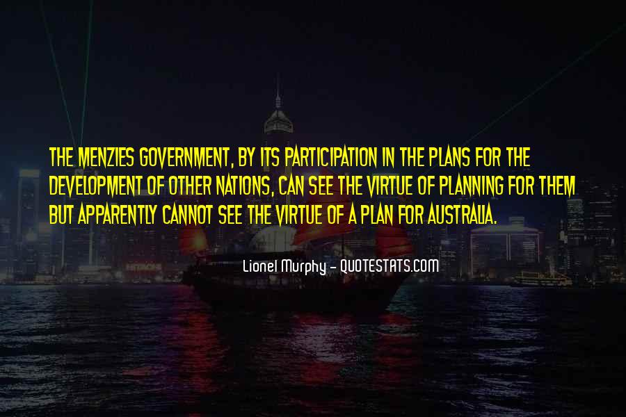 Quotes About Participation In Government #475205