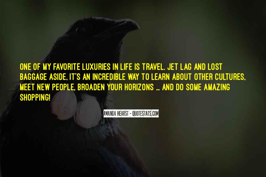 Quotes About Jet Lag #1667362