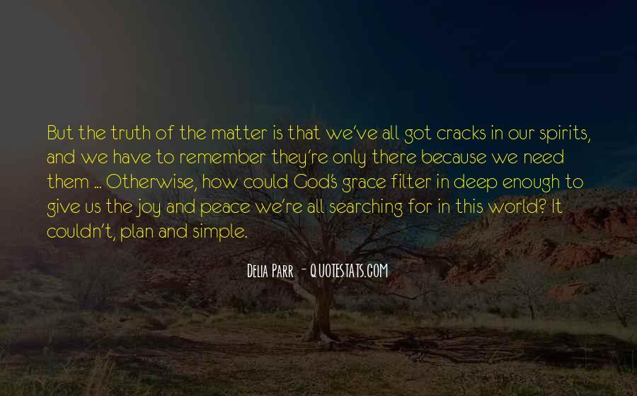 Quotes About Parr #1111673