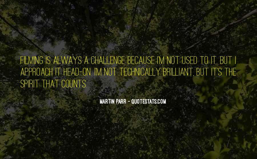 Quotes About Parr #1116519