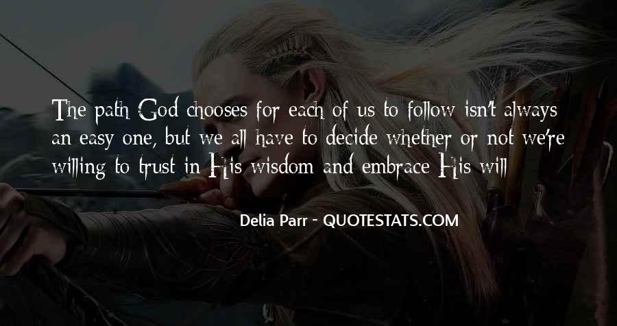 Quotes About Parr #183756