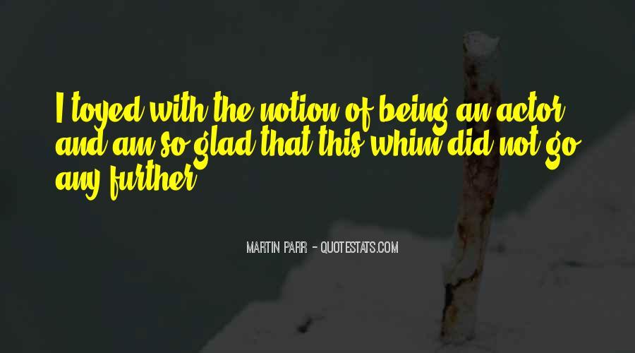 Quotes About Parr #366441