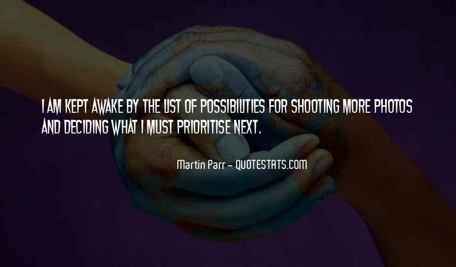 Quotes About Parr #375244