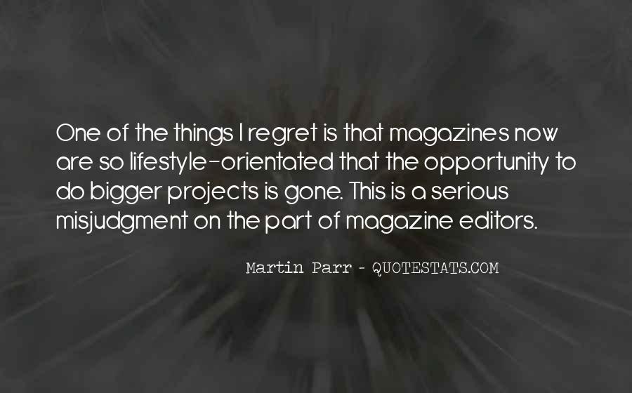 Quotes About Parr #417158