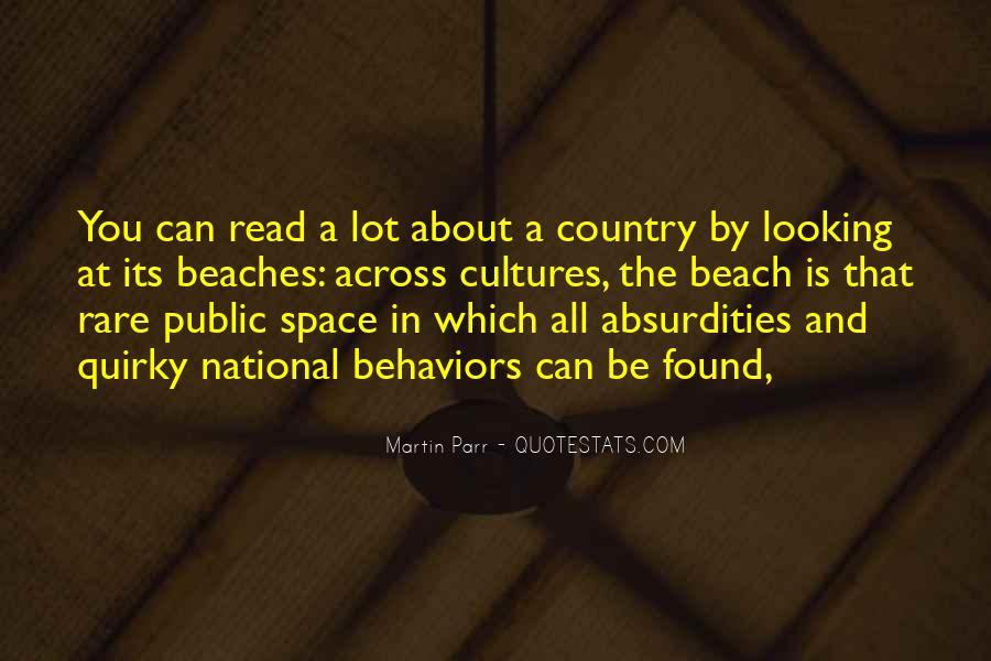 Quotes About Parr #429189