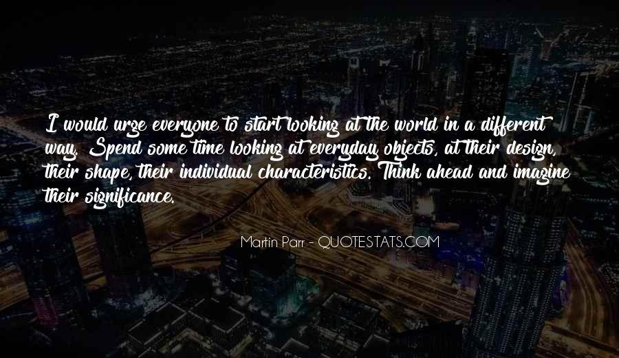 Quotes About Parr #508932