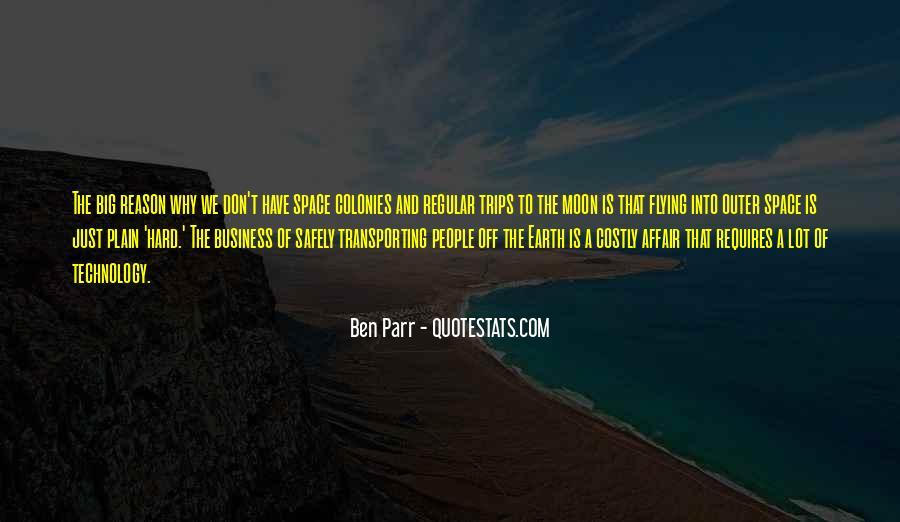 Quotes About Parr #747745