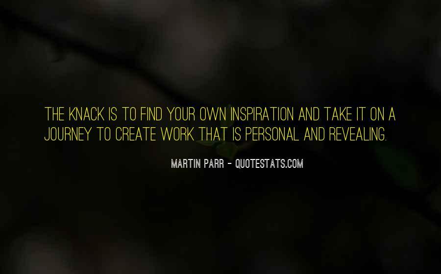 Quotes About Parr #84233