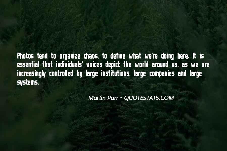 Quotes About Parr #878550
