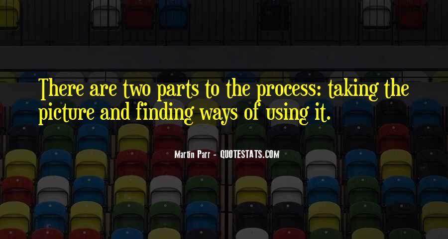 Quotes About Parr #884505