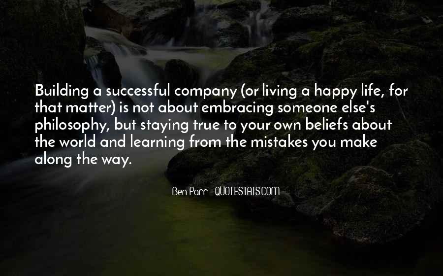 Quotes About Parr #884768