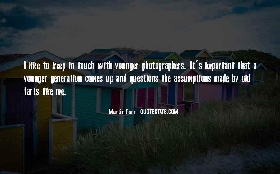 Quotes About Parr #965158