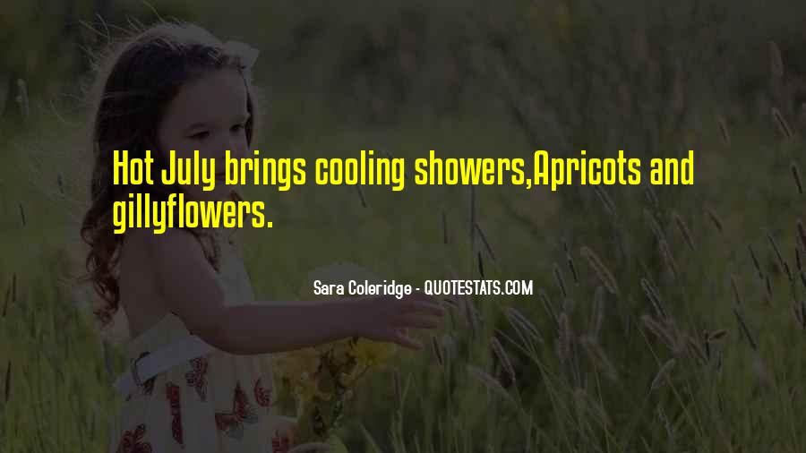 Quotes About Summer Showers #463305