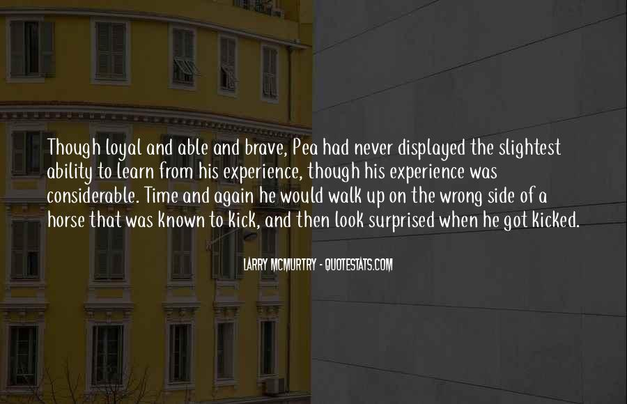 Quotes About Wrong Time #100680