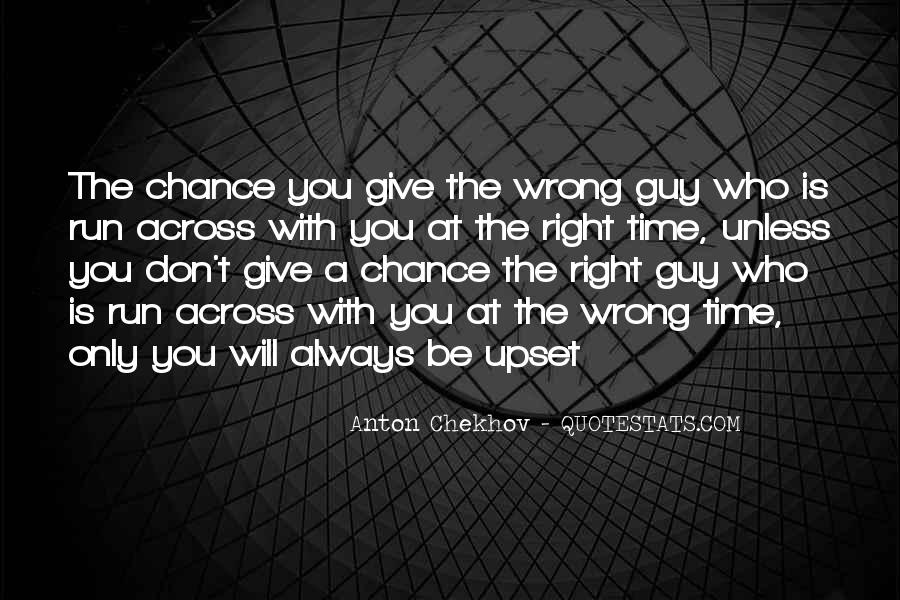 Quotes About Wrong Time #102646