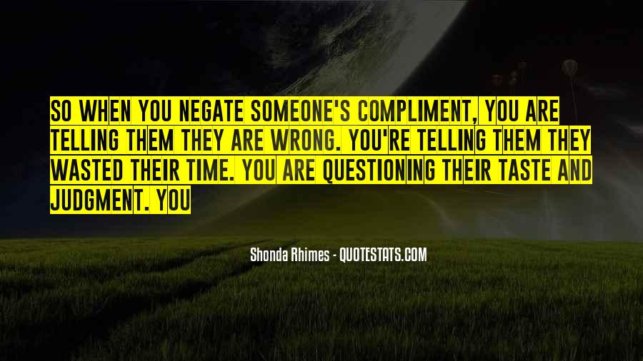 Quotes About Wrong Time #103381