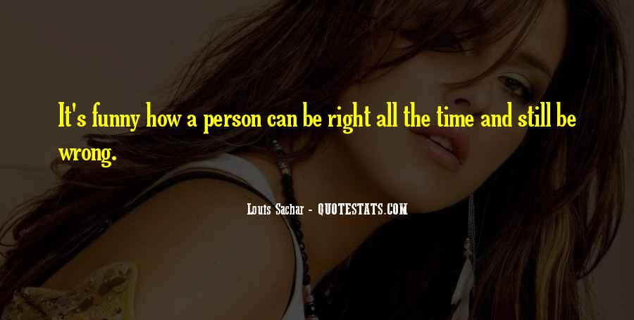 Quotes About Wrong Time #148573