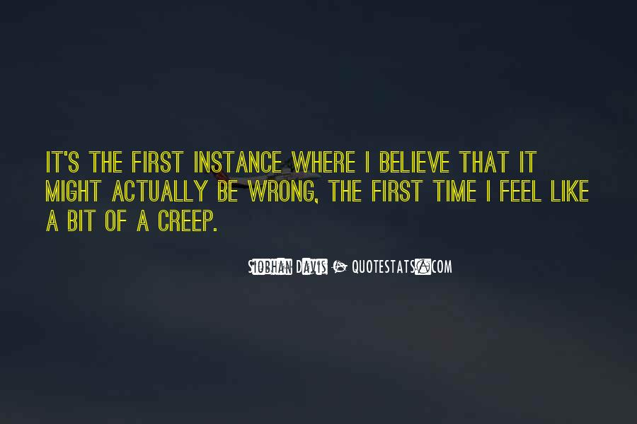 Quotes About Wrong Time #15953