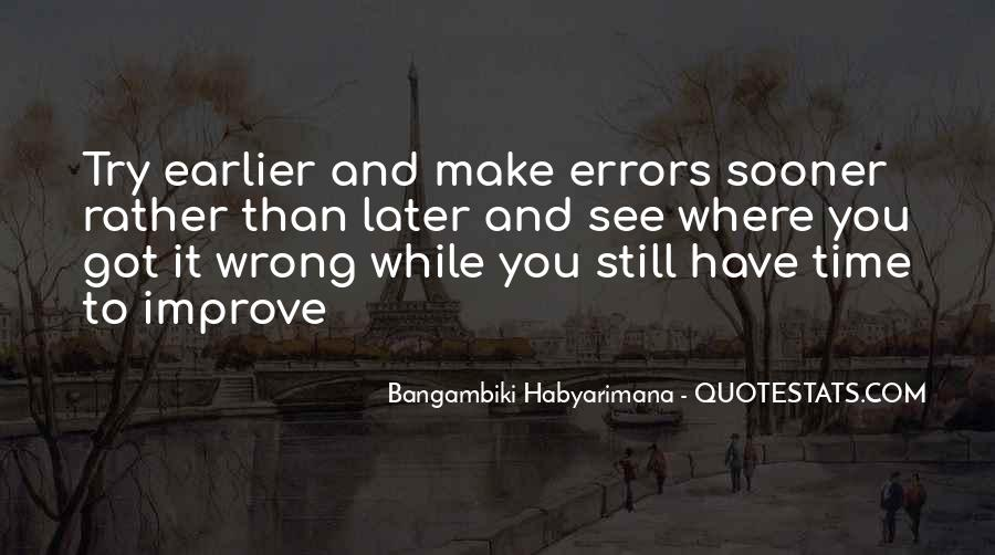 Quotes About Wrong Time #49148