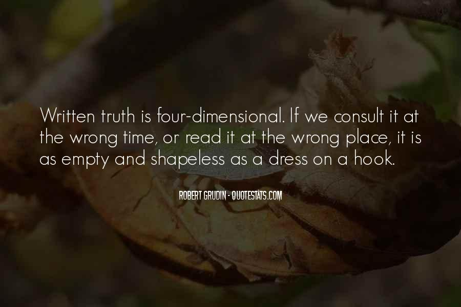Quotes About Wrong Time #87366