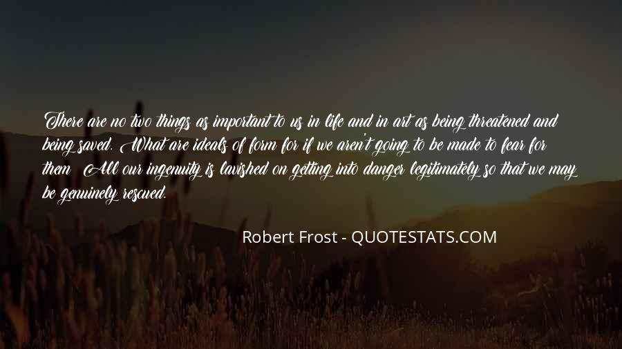 Top 66 Quotes About Things That Are Important In Life Famous Quotes