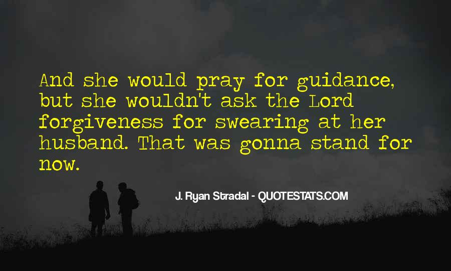 Quotes About Guidance From The Lord #115102