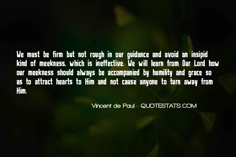 Quotes About Guidance From The Lord #575421