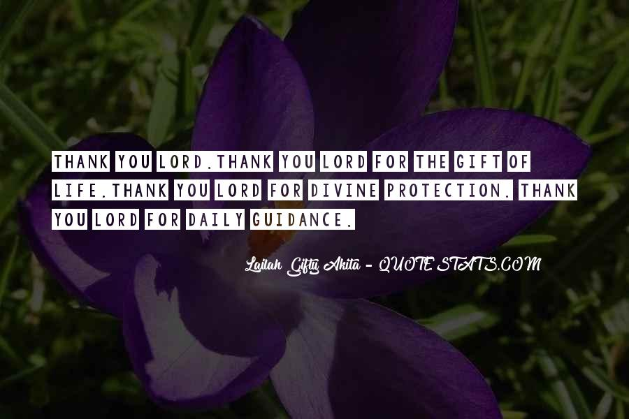 Quotes About Guidance From The Lord #950971