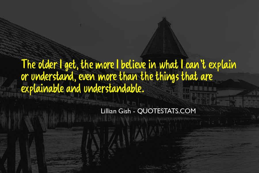 Quotes About Unexplainable Life #638331