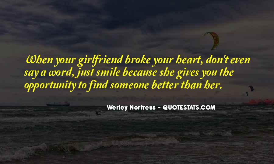 Top 19 Quotes About My Girlfriend Smile: Famous Quotes ...