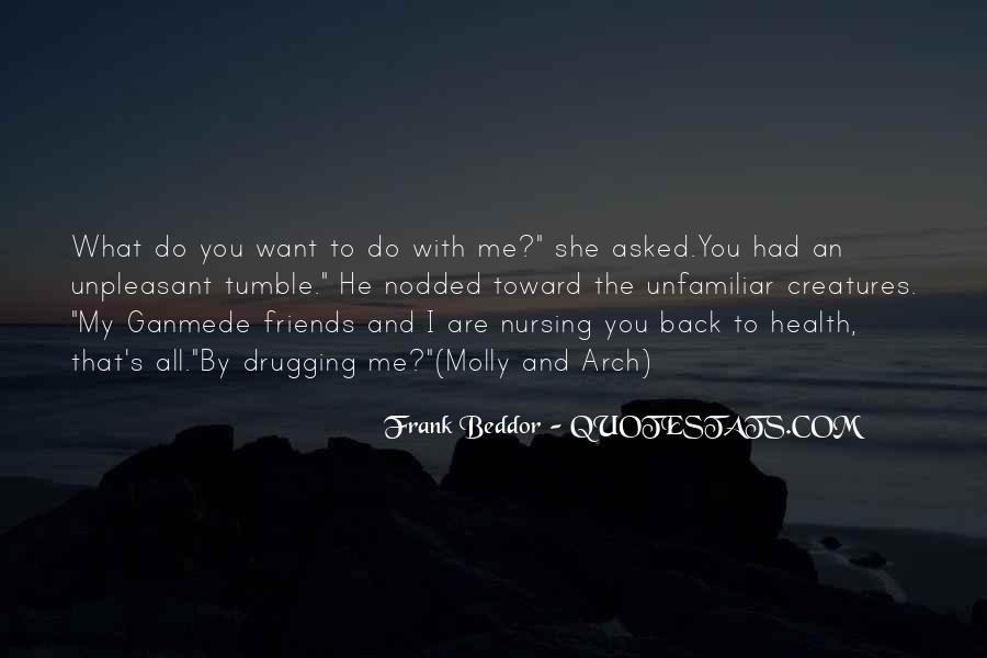 Quotes About Nursing Friends #242450