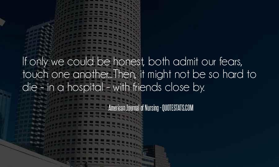 Quotes About Nursing Friends #340710
