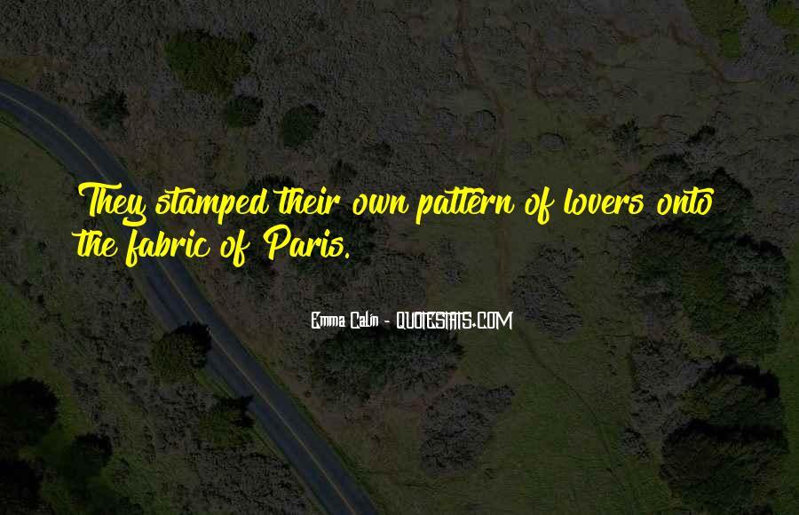 Quotes About Paris Romance #1413209