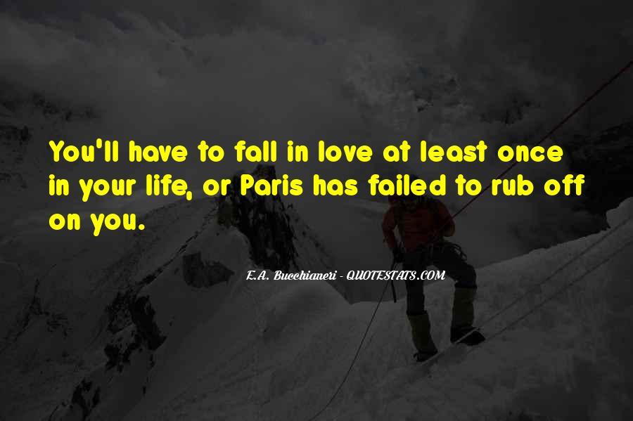 Quotes About Paris Romance #188315