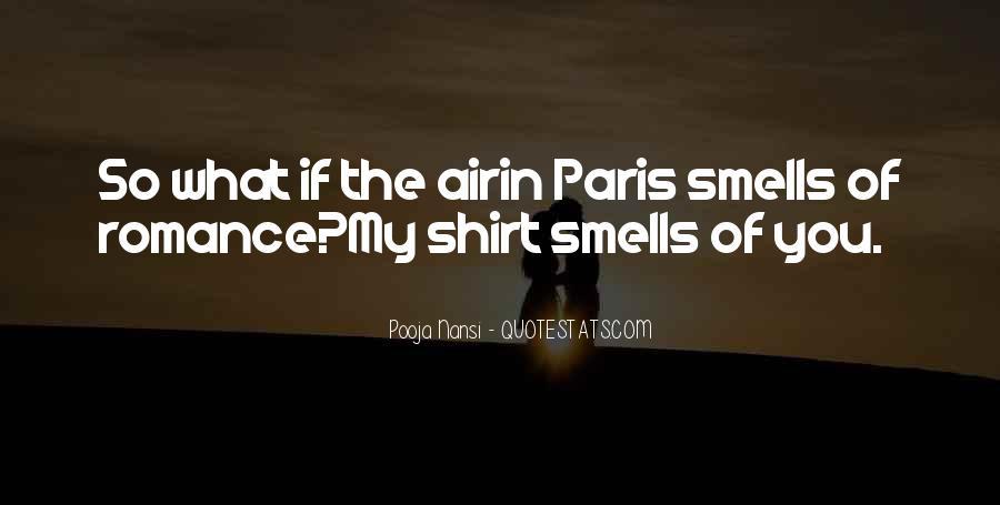 Quotes About Paris Romance #217512