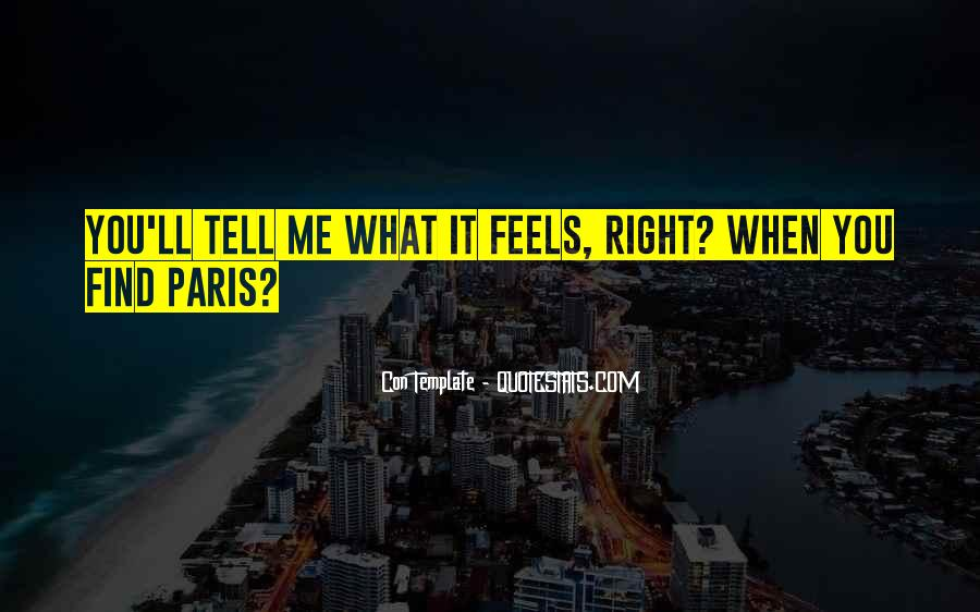 Quotes About Paris Romance #63463