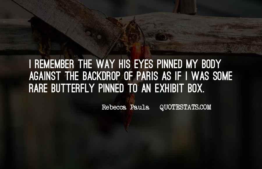 Quotes About Paris Romance #795716