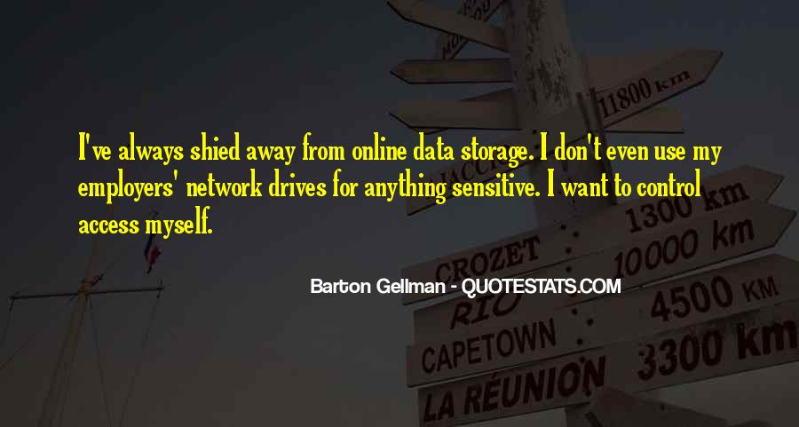 Quotes About Data Storage #627750