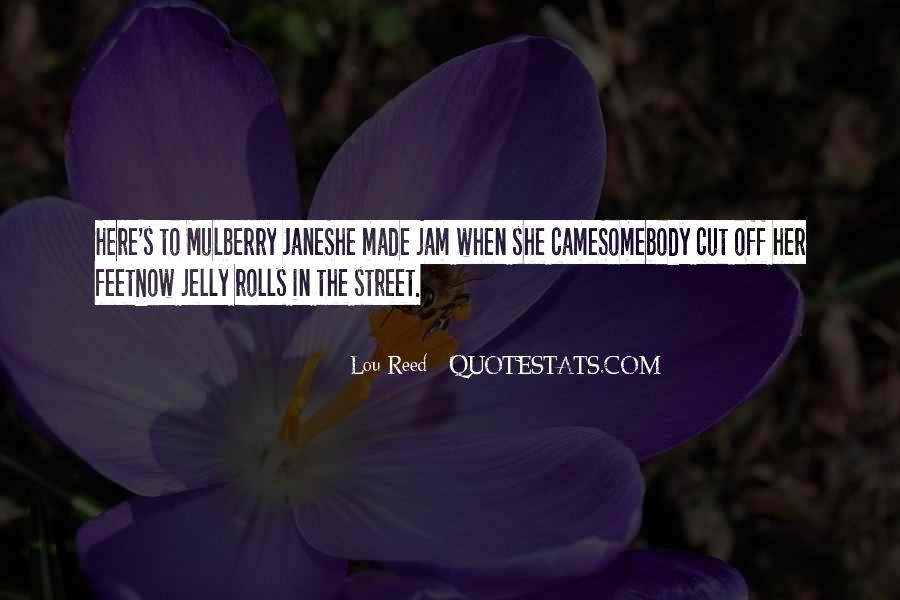 Quotes About Jam #41238